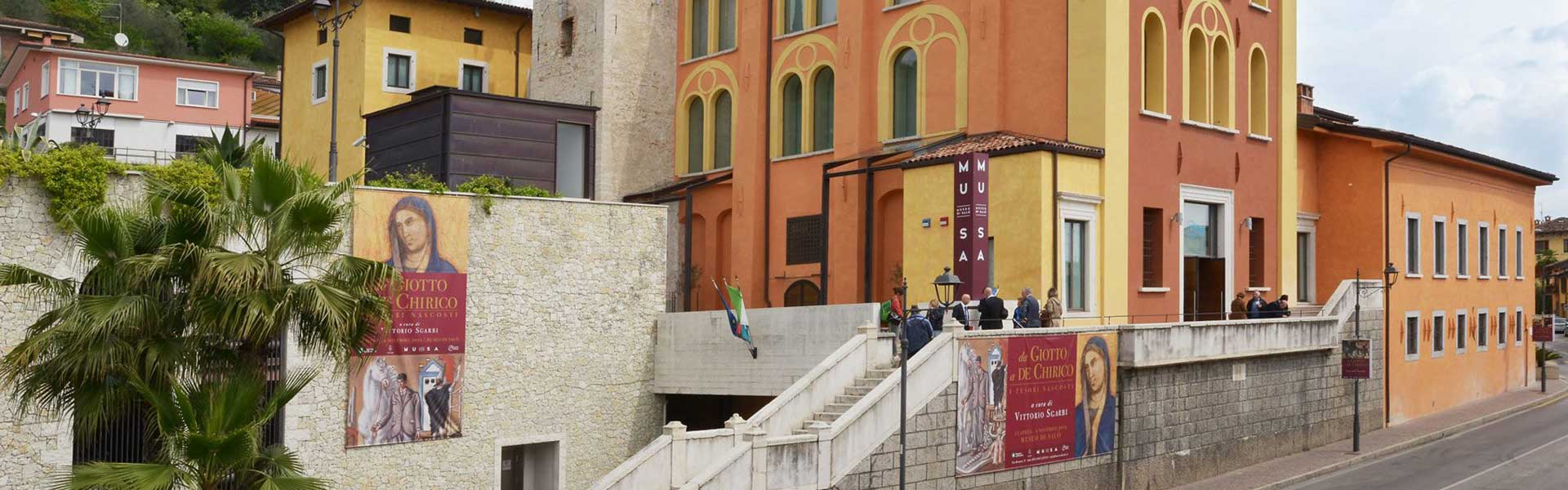 Don't miss the MuSa Museum in Salò