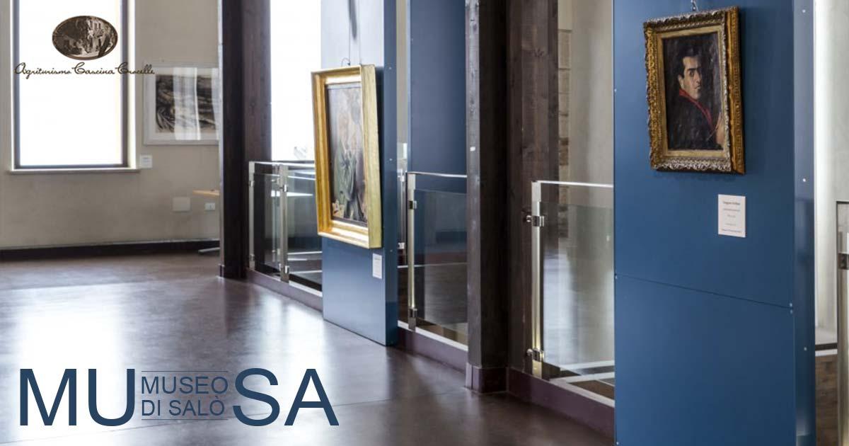 Museo MuSa di Salò | Agriturismo Cascina Crocelle